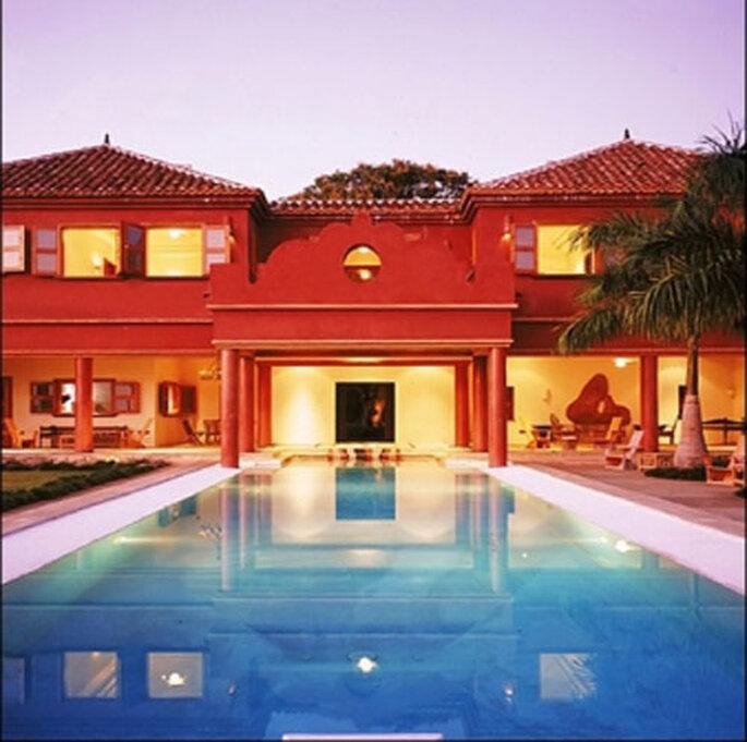 Villa Camilla, un véritable paradis tropical
