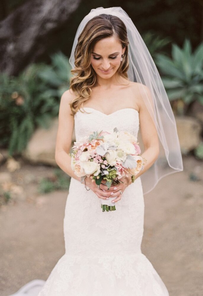 #MartesDeBodas: un look para cada estilo de novia - Michelle Warren Photography