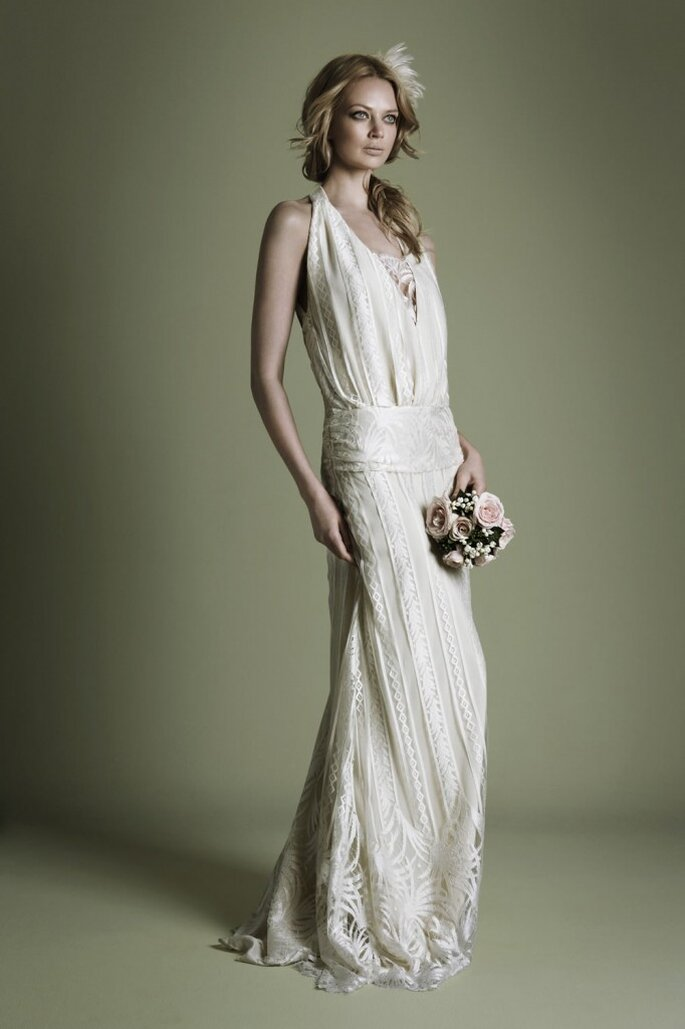 Decades Lace Collection 1920s - The Vintage Wedding Dress Company