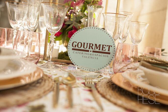 Gourmet catering & Espacios