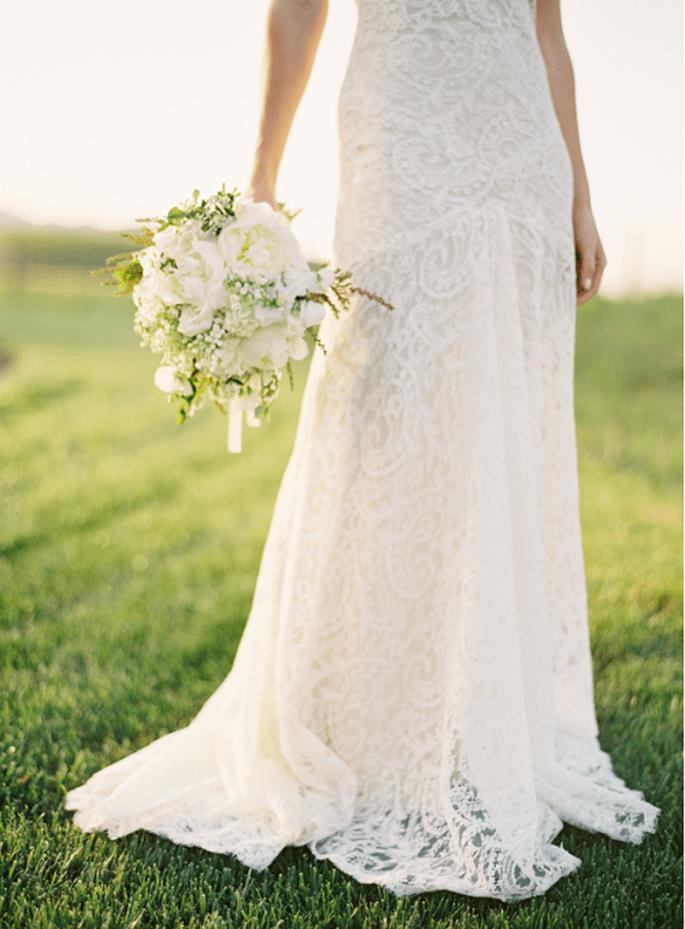 bouquet de mariee  muguet