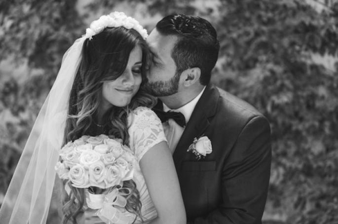 Real Wedding: La boda vintage perfecta - Foto Armando Aragón