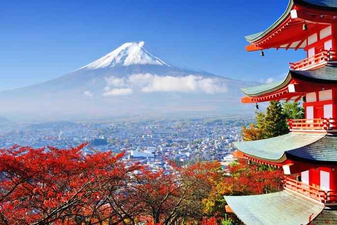 Japón - Foto: Sean Pavone / Shutterstock