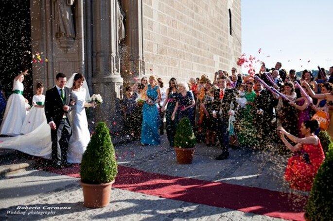 Viele Bräuche rund um die Hochzeit haben mit Aberglauben zu tun – Foto: robertocarmona.com