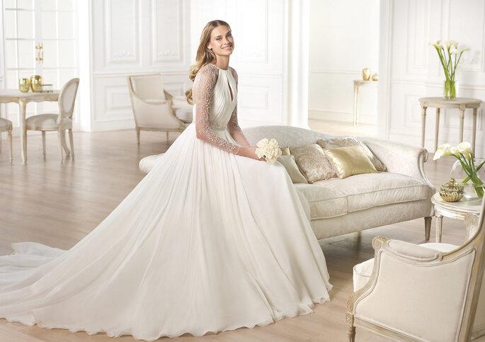 Wedding Saloon :: свадебные платья с длинным рукавом 2015