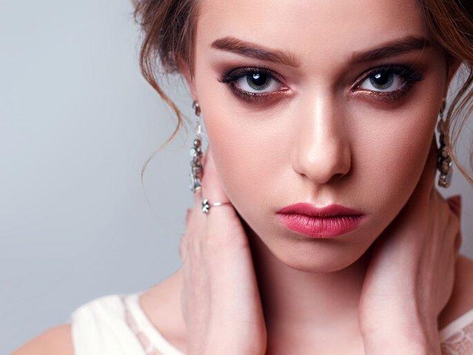 стилист-визажист Дарья Черентаева