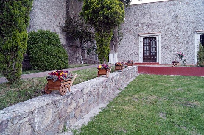Hacienda Santiago Texmelucan
