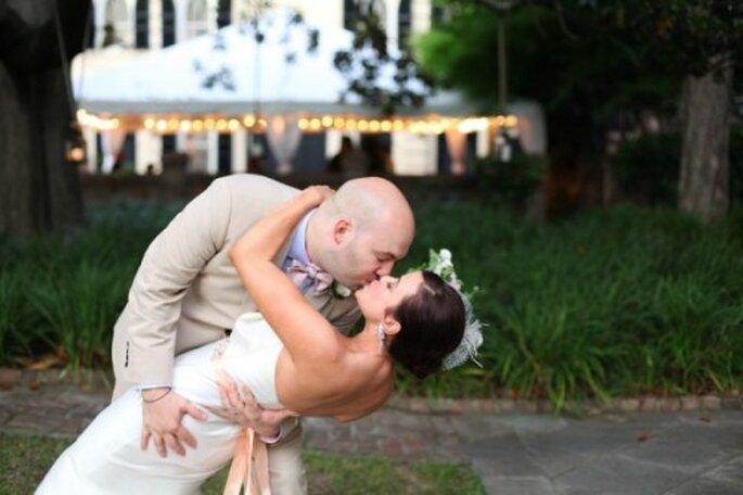 Textos románticos para invitaciones de boda - Foto Charlotte Elizabeth
