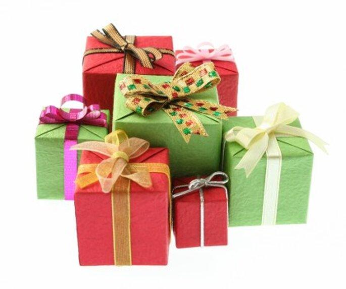 Des cadeaux en nombre !