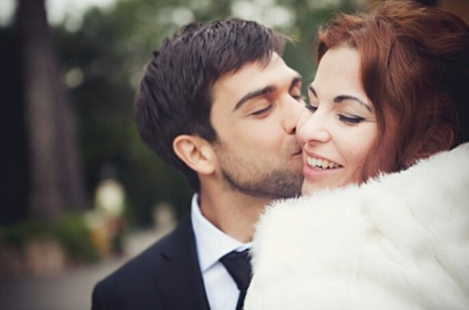 Moments volés avant le mariage - Photo Attitude Fotografía