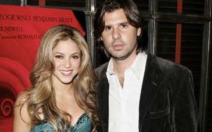 Mariage Shakira
