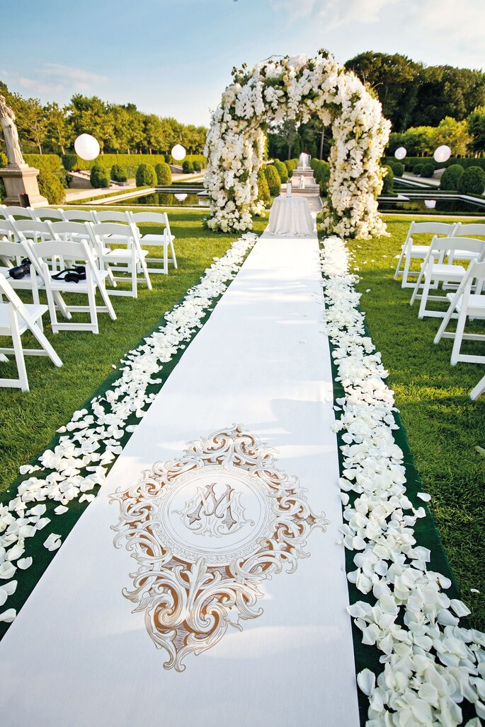 Foto:  Brides Magazine