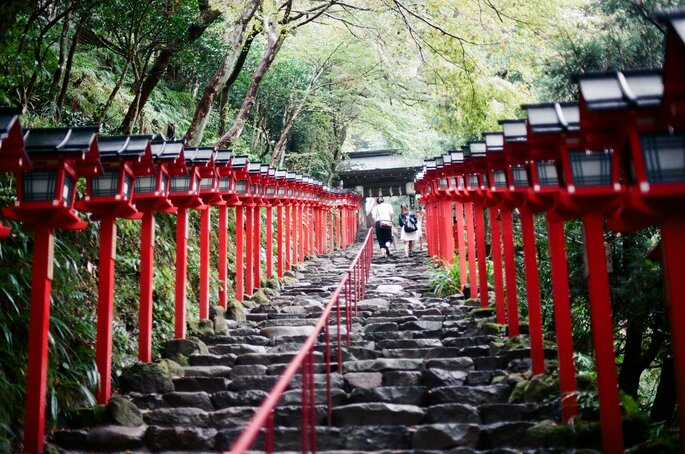 Photo : ©Toomore-Chiang - Temple-Kyoto