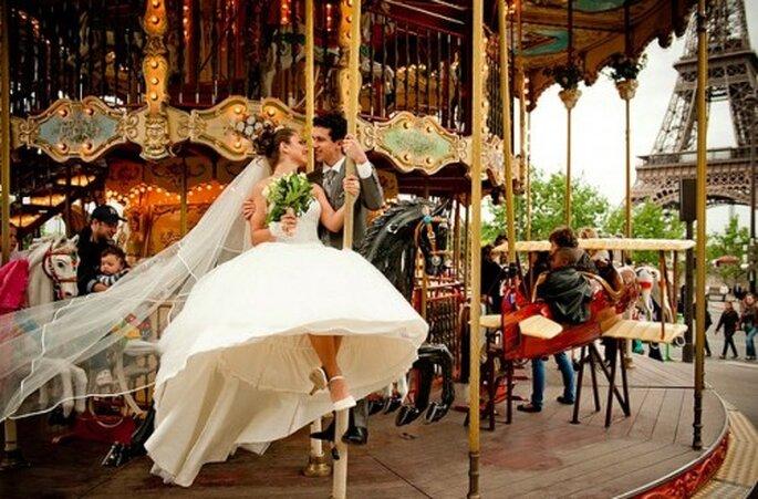 Heiraten ist eine Frage der Reife – Foto: flickr/zankyouweddings