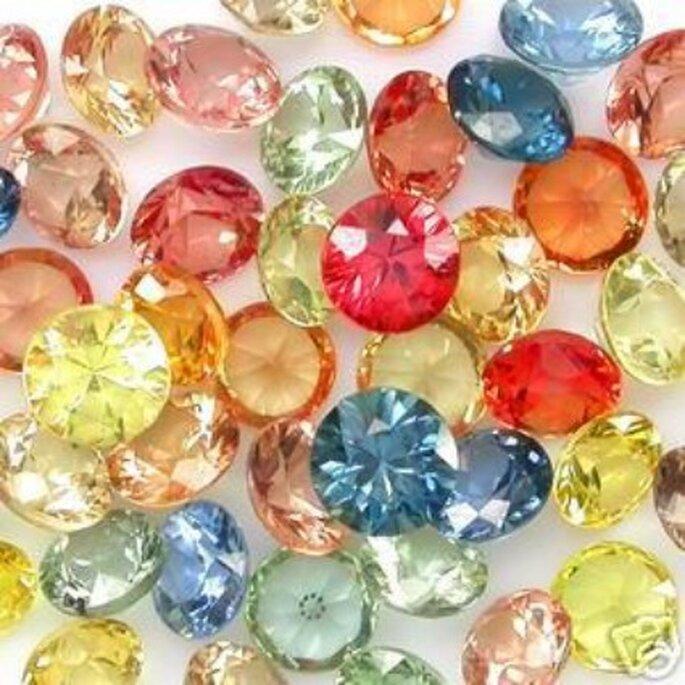Piedras preciosas espectaculares