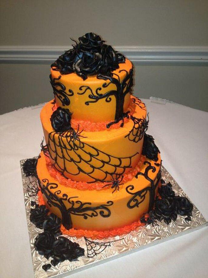Weddingcake - Foto via Pinterest