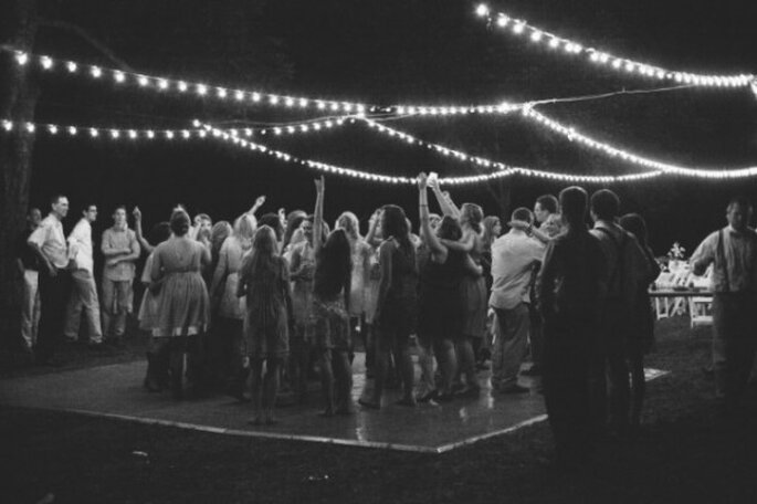 Cómo tener la boda perfecta - Foto Lesley Kerr Photography