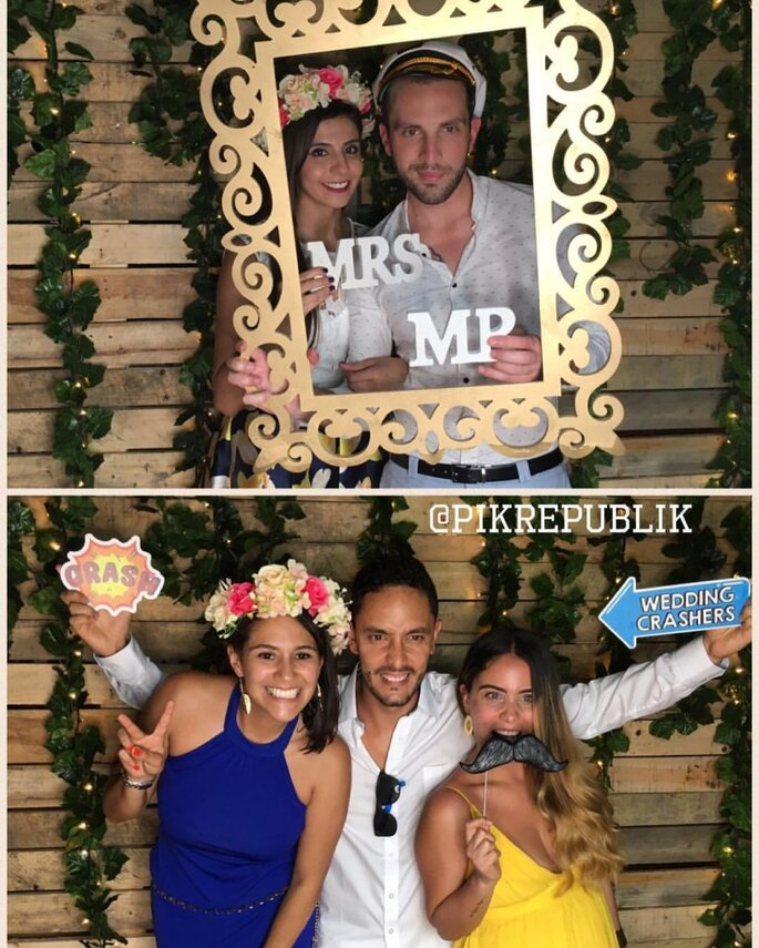 PikRepublik Photobooth