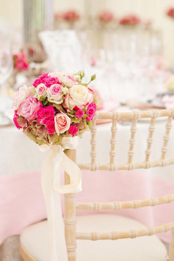 Originales ideas para decorar sillas - Catherine Mead Photography