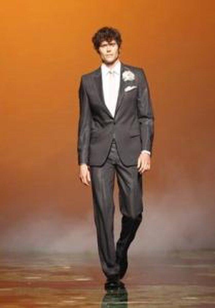 Victorio & Lucchino 2010 - Smoking, pantalon droit