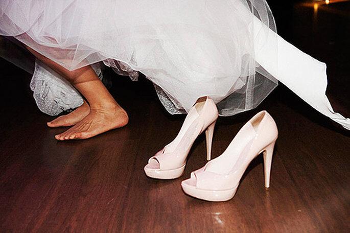 Las fotos más originales y espontáneas de la boda. Foto: Doble A Foto