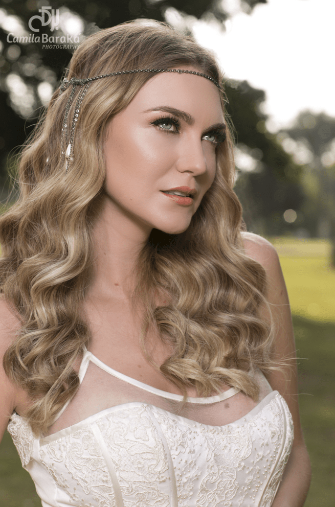 Cabelo e maquiagem: Bridal Beauty Br - Foto: Camila Baraká