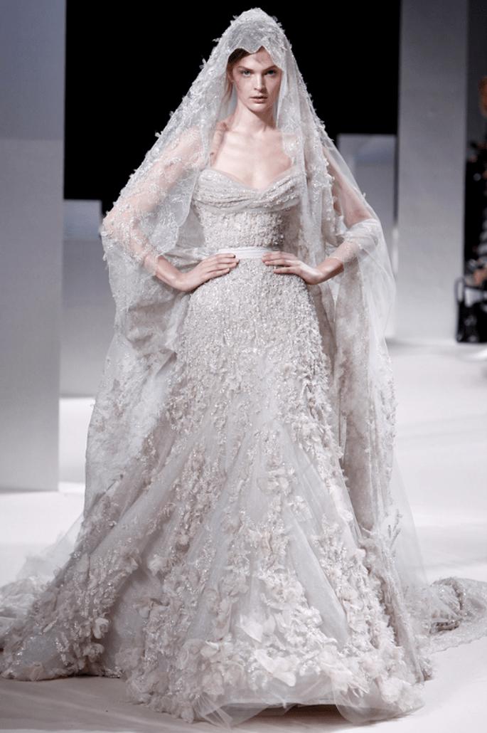 Il trionfo della sposa romantica -Elie Saab