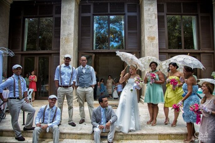 Fotografía artística de boda de tus invitados - Foto Arturo Ayala