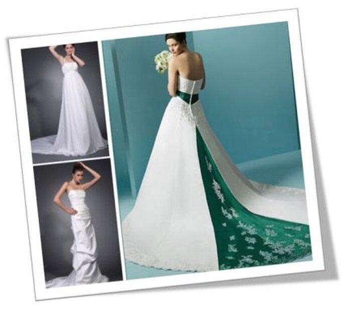 Puede considerar rediseñar el vestido de novia