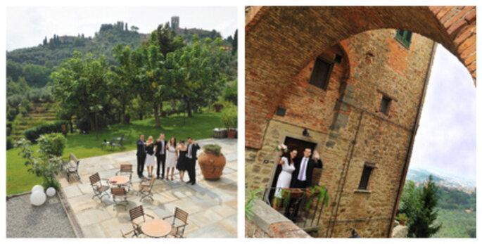 Unser Hochzeits-Location Tipp: Buggiano in der Toskana