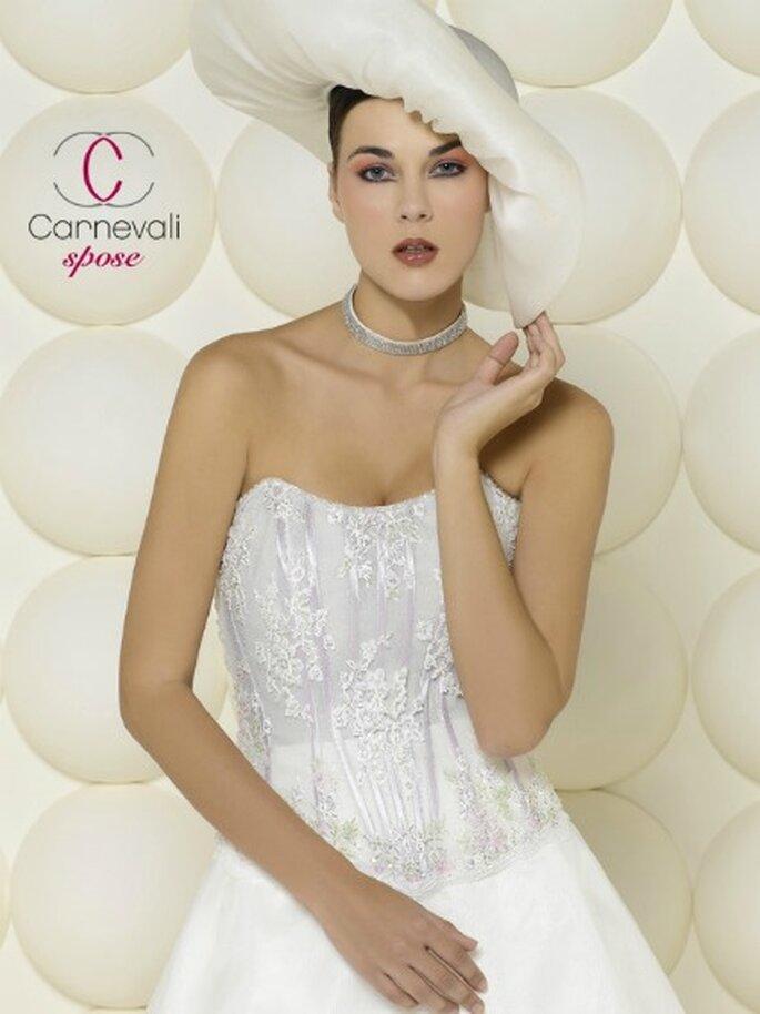 Carnevali Spose Collezione Sophia '12 Glamour Mod. Denise
