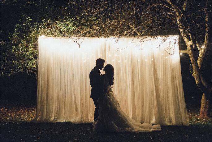 illuminación bodas