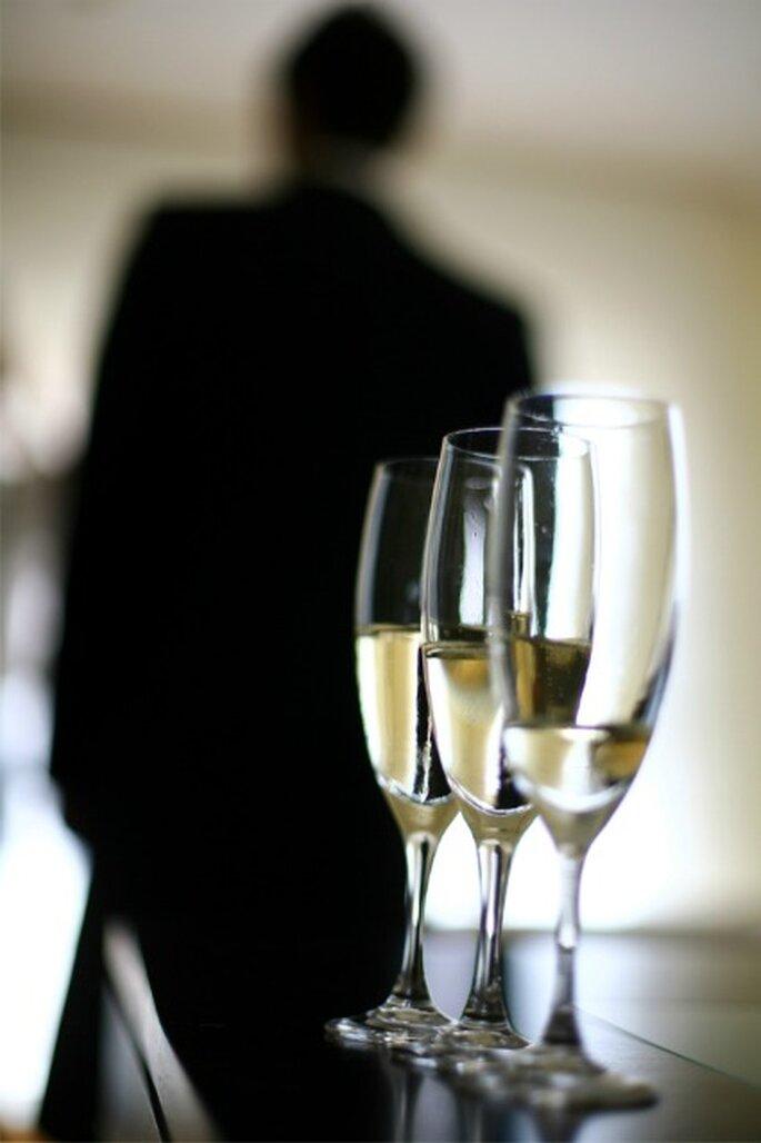 La liste des invités, la base du budget de mariage - Photo : Byfotografos