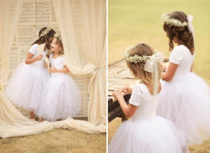 Fórmulas para disfrutar a los invitados más pequeños en tu boda - Foto Sara Donaldson