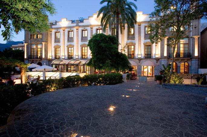 Wie wäre es mit einer luxuriösen Hochzeit im Gran Hotel Soller? Foto: www.granhotelsoller.com