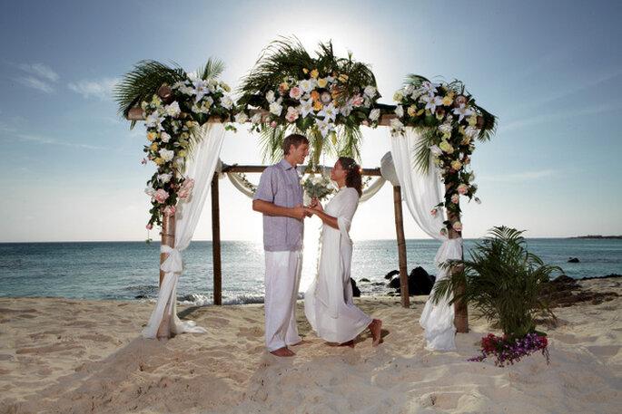 Aruba, un destino ideal para recién casados. Foto: www.es.aruba.com