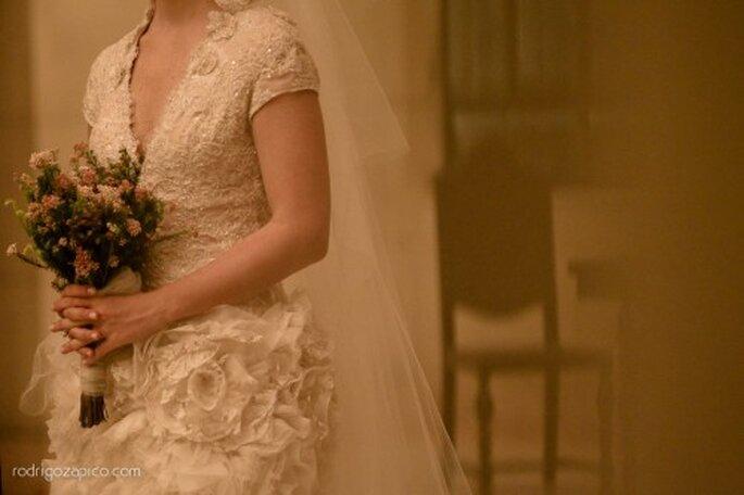 Inspiración para ramo de novia 2012. Fotografía Rodrigo Zampico