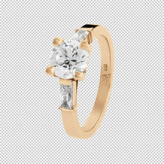 Verlobungsring Rosegold - Foto: RenéSim