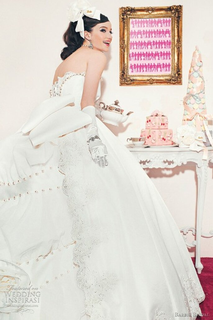 Barbie Bridal 6ème collection 2011-2012