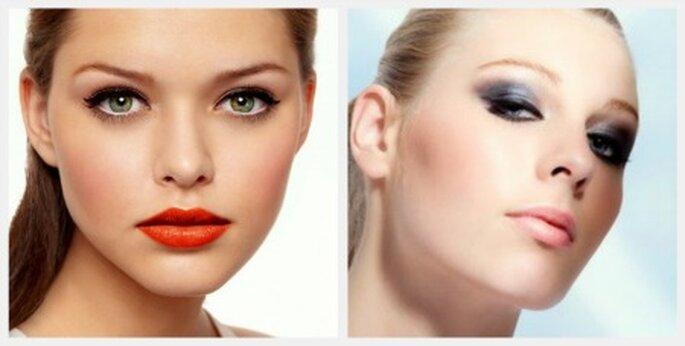 Maquillaje para bodas Primavera Verano 2012