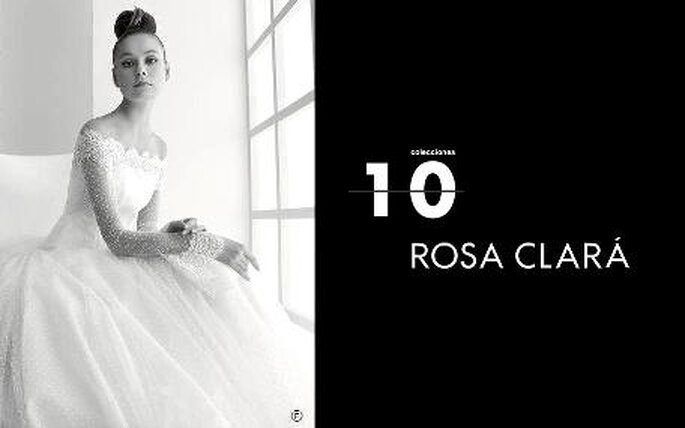 Colección de tops de Rosa Clará 2010
