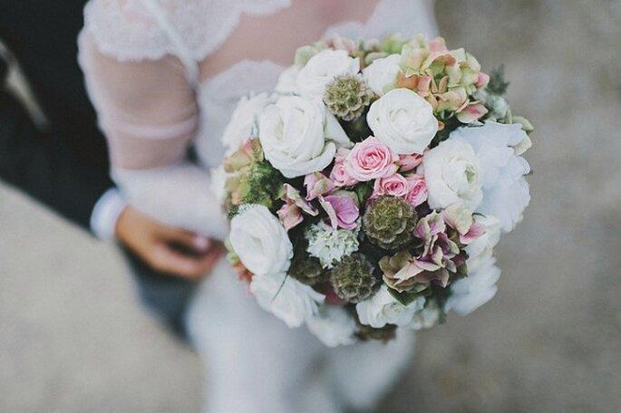 Los ramos de novia más bonitos para este 2014 - Foto Pedro Bellido