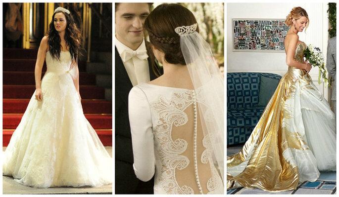 Vestidos de novia en series y películas