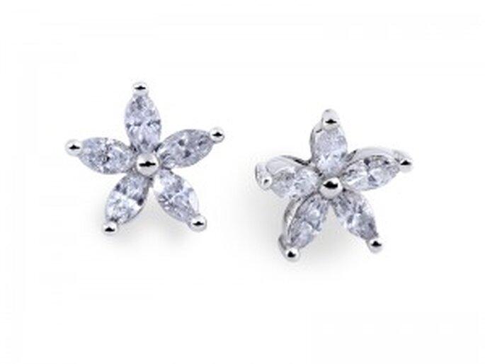 Pendientes - Modelo Estrella de Diamantísimo