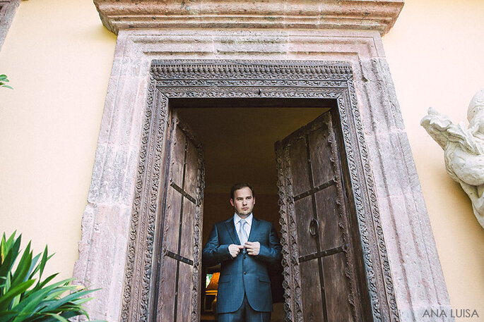 La boda de Gaby y Rodrigo en San Miguel de Allende - Aniela Fotografía