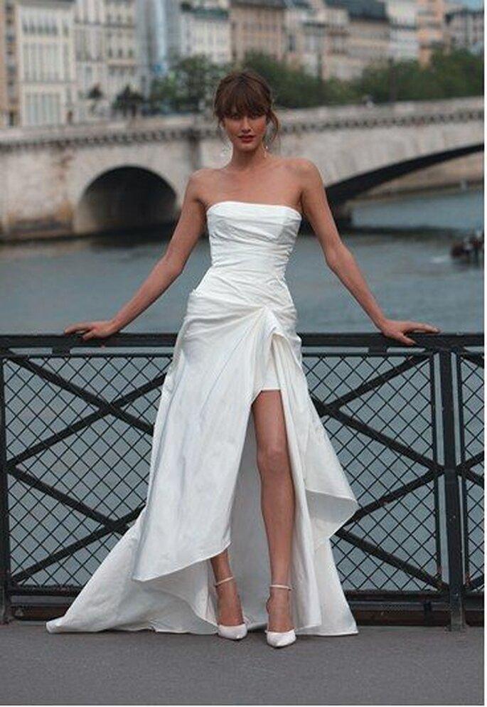 Les robes de mariée Cymbeline jouent la carte de l'élégance et de la féminité