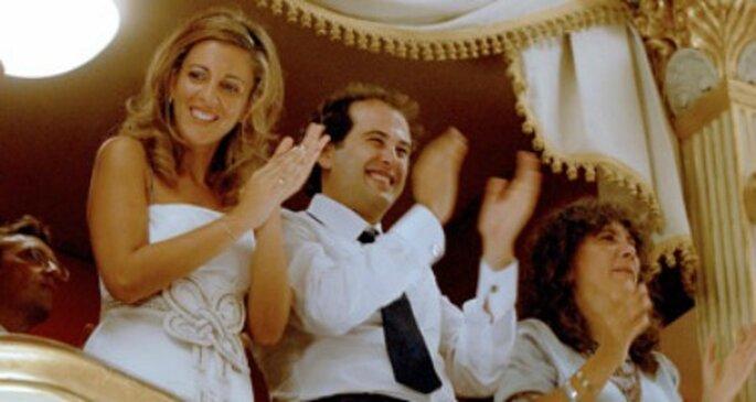 Protagonistas de la historia más bonita: ¡la vuestra!- Foto: napolisposi.com