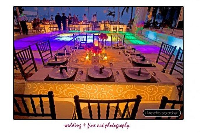Las decisiones de decoración de tu boda. Fotografía de Ulises Photographer