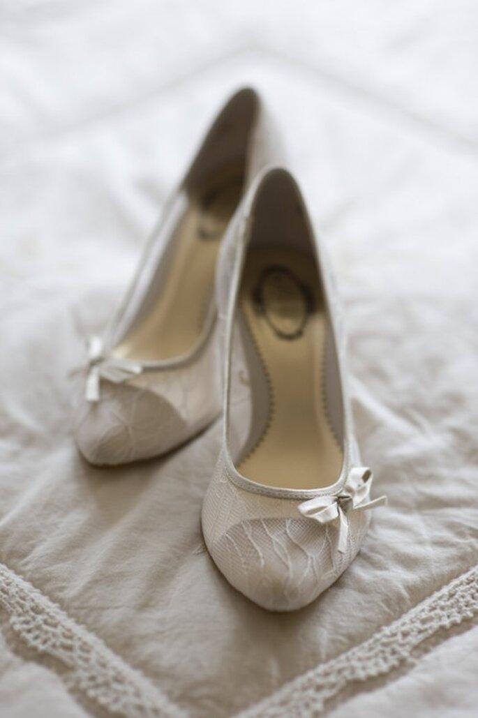 Brautschuhversteigerung