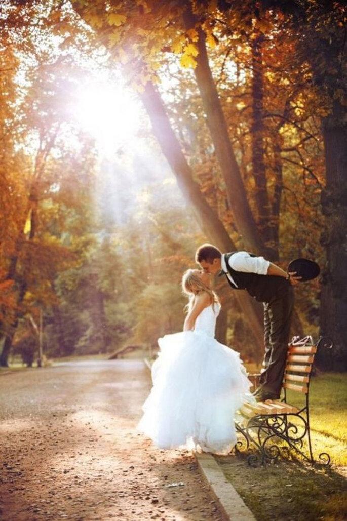 via Beautiful Blue Brides